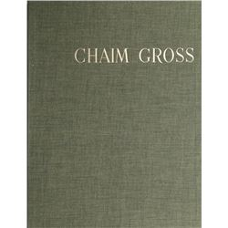 Chaim Gross, The Jewish Holidays Portfolio of 22 Lithograph Prints