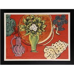 Henri Matisse, Still Life, Serigraph Poster