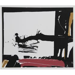 John Hultberg, Sketch, Silkscreen