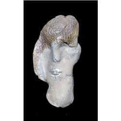 Ira Ono, Mask, Ceramic Sculpture