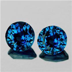 Natural Deep Denim Blue Madagascar Sapphire {Flawless}