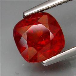 Natural Red Spessartite Garnet  2.28 cts