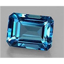 London Blue Topaz 21.25 carats