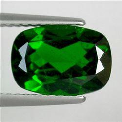 Natural Chrome Diopside 2.66 carats