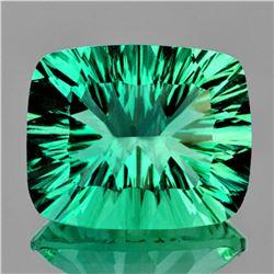 Natural Emerald Green Fluorite 30.82 Ct - FL
