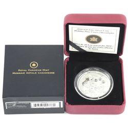 2010 $20 Fine Silver - Holiday Pine Cones: Moonlig