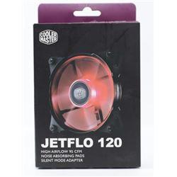 Jetflo 120 - 120x120x5mm FANξ