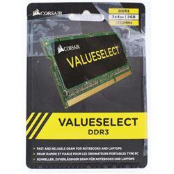 CORSAIR Valueselect DDR3 - 4GB 1333 MHZ (CP)