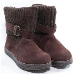 Skechers - Memory Foam Boots. Size 5.5 WOMEN'S (wm