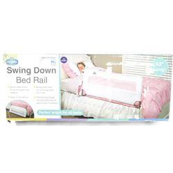 REGALOξ Swing Down Bedrail 43  L x 20  H (WM)