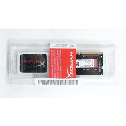 Kingston Technology HyperX Impact 4GB 2400MHz DDR4
