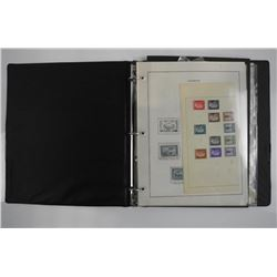 Estate Stamp Album - Canada - Germany - Berlin etc