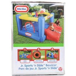 Little Tikes - Jumbo Sports n Slide Bouncer. 3-8 Y