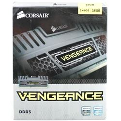 CORSAIR Vengeance 16GB (2 x 8GB) DDR3ξ1600 MHz De