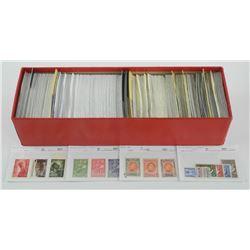 Premium Stamp Box Lox - Netherlands, Monaco, Colon