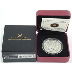 9.9 Fine Silver $20.00 Holiday Pine Cones Moonligh