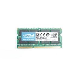 CRUCIAL - 16GBξSingle DDR3ξ1600 MT/S 24 Pin Memo