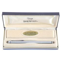 "Estate ""Sheaffer"" Tauga 1001s Slim Fountain Pen."