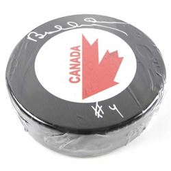 Bobby Orr - Team Canada Puck Signed