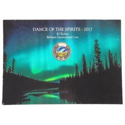 Dance of the Spirits 2017 $2 - Brilliant Uncircula