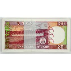 """""""Bangladesh"""" Original Bank Brick (100) Notes (10"""