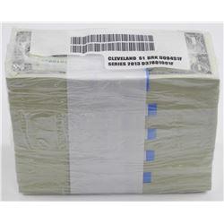 Original 'BRICK' USA Federal Reserve, 1.00 Notes (