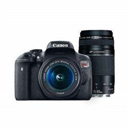 Canon EOS Rebel T6 Digital SLR Camera Kit with EF-