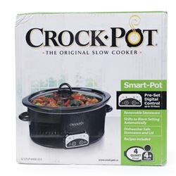 Crockpot SCCPVP400B-033 Smart-Pot Digital Slow Coo