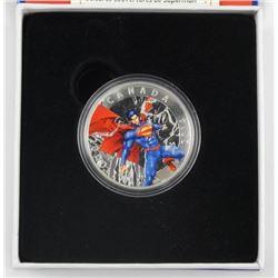 .9999 Fine Silver $20.00 Superman - Annual # 1 201