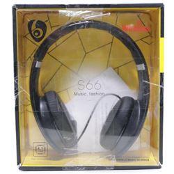 Wireless Headphones S66 - Amazonξ
