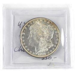USA 1879 (O) Silver Morgan Dollar. Choice UNC