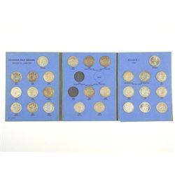 Estate Canada Half Dollar Collection 27 Coins.
