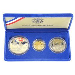1886-1986 Proof USA Liberty Complete Set First Mod