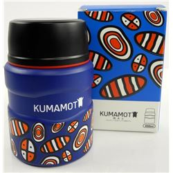 """KUMAMOT"" Stainless Steel High Quality Food Jar."