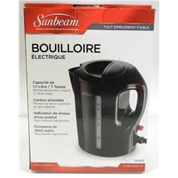 Sunbeam Electric Kettle 1.7 Litre (NB)
