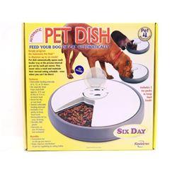 KOOLATRON Pet Dish Six Day Feeder (PT)