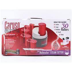 CARUSO Steam Setter 30 Rollers (WM)
