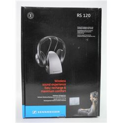 RS120 SENNHEISER Wireless Headphones (SMR) (CP)