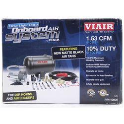VIAIR Onboard Air Tank System 1.53cfm. 10% Duty 10