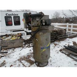 Ingersol Rand upright air compressor