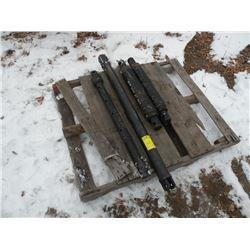 Hydraulic rams & parts