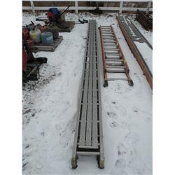 20ft aluminum plank
