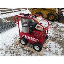 EZ Kleen Magnum Gold 4000 psi hot water pressure washer, 12 volt -New