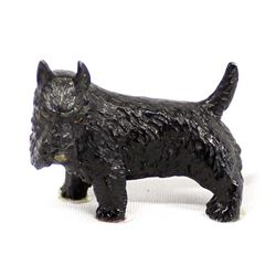 Miniature Bronze Scottish Terrier