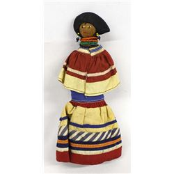 Native American Seminole Doll