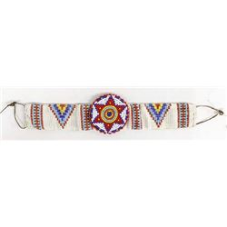 Vintage Native American Sioux Beaded Armband