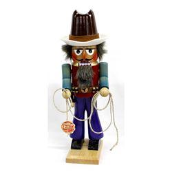 Rare Retired Steinbach Cowboy Nutcracker