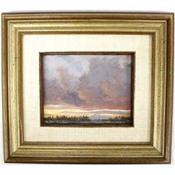 Original Oil Painting, Helen Metzger Shackelford