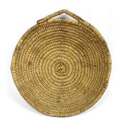 Antique Native American Jicarilla Apache Basket