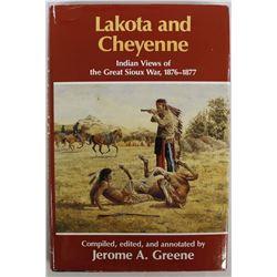 Lakota and Cheyenne by Jerome A. Greene, Book